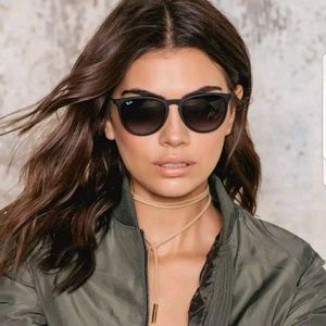 Ray Ban ERIKA Black Sunglasses
